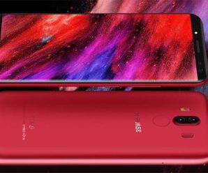 M-Horse Pure 3 — самый доступный смартфон с процессором Helio P23 в мире