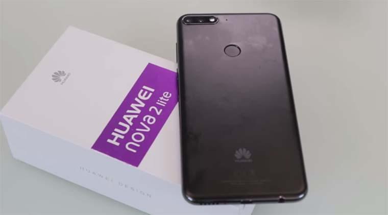 Характеристики Huawei Nova 2 Lite