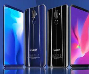 Успейте купить смартфон Cubot X18 Plus за 79,99 $