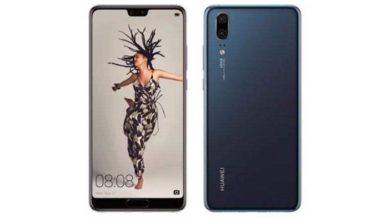 Xiaomi Mi Mix 2S и Huawei P20
