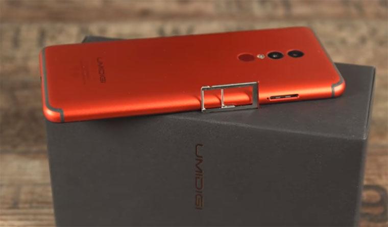 Umidigi S2 Lite можно считать неплохим бюджетным смартфоном