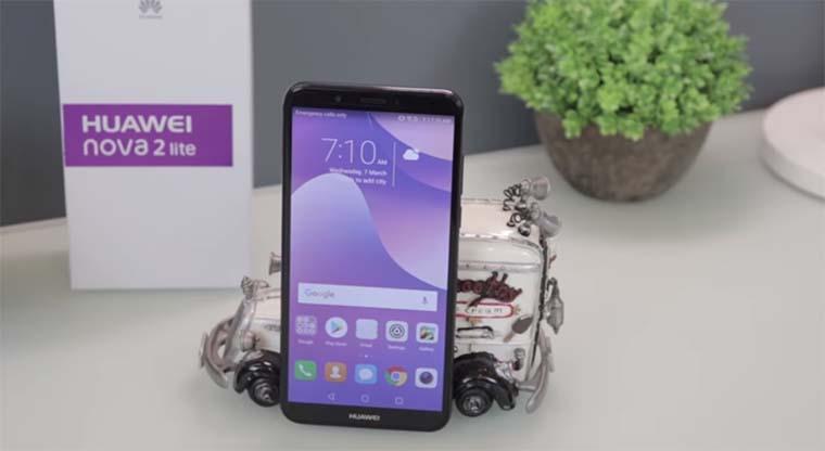 Сравнение смартфонов Huawei Nova 2 Lite и  Infinix Hot S3
