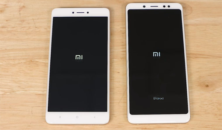 Набор камер Note 4 и Redmi Note 5