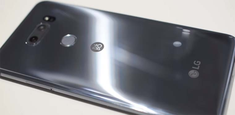 Стала известна цена LG V30S ThinQ и V30S + ThinQ