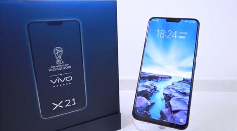 В Китае представлен смартфон Vivo X21: цена, характеристики, дата выхода