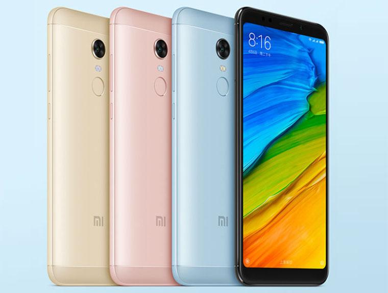 Характеристики Xiaomi Redmi 4 и Redmi 5