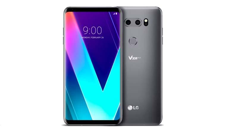 LG V30S ThinQ, V30S + ThinQ AI