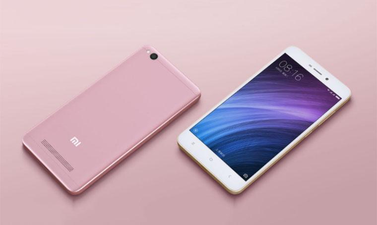 Сравнение Xiaomi Redmi 4 и Redmi 5