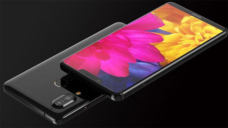 Sharp Aquos S3 – самый компактный смартфон с 6-дюймовым дисплеем