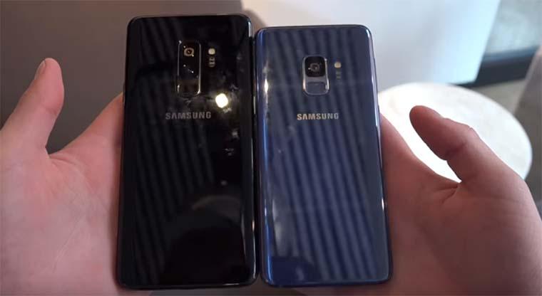 Samsung Galaxy S9 и S9 Plus: какой выбрать?