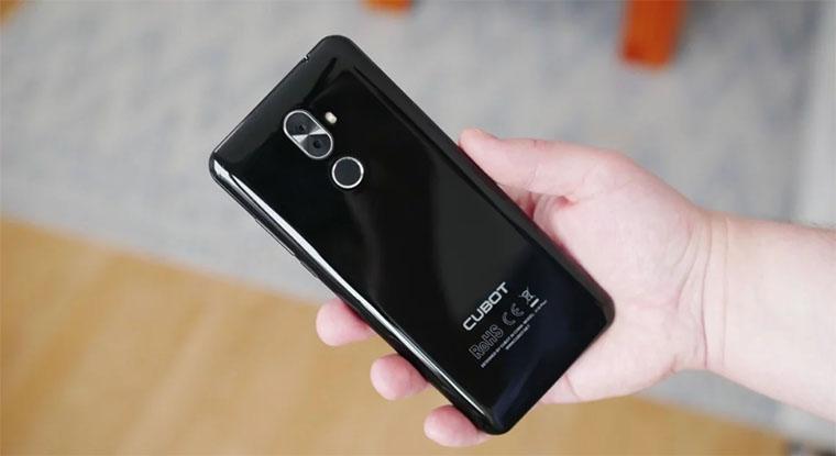 Обзор Cubot X18 Plus - хороший бюджетный смартфон с достойными камерами