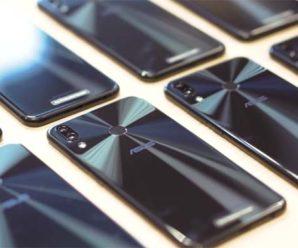 Asus представила новые смартфоны ZenFone 5Z, ZenFone 5 и ZenFone 5 Lite