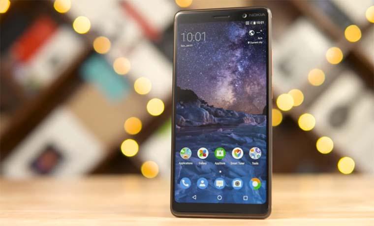 Nokia 7 Plus цена