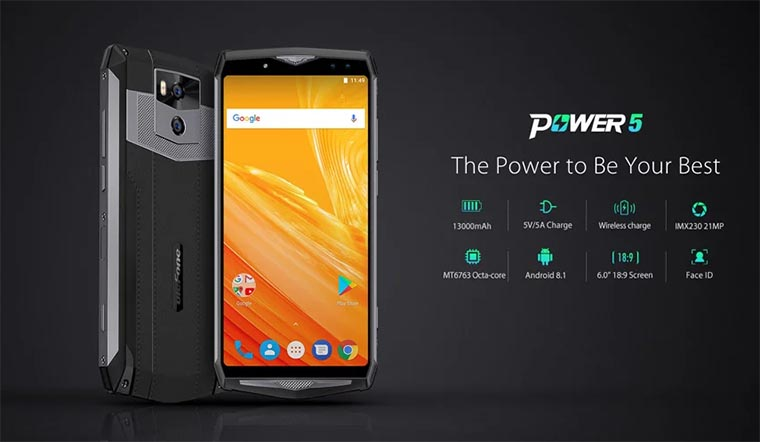 UIefone Power 5 дата выхода