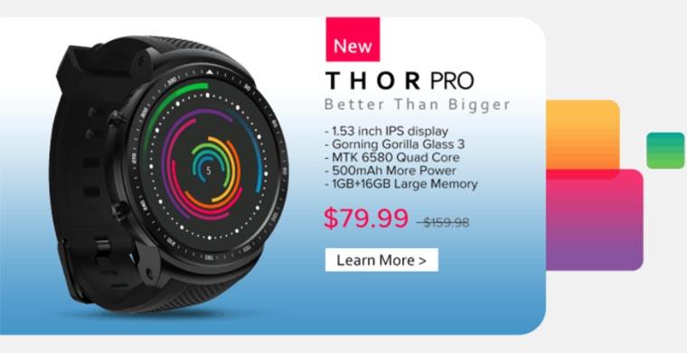 Zeblaze Thor PRO