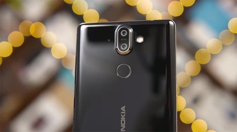 Nokia 8 Sirocco (2018)