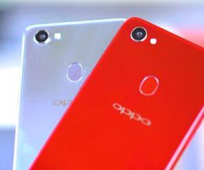 Обзор Oppo F7 — селфи-смартфон с хорошей производительностью