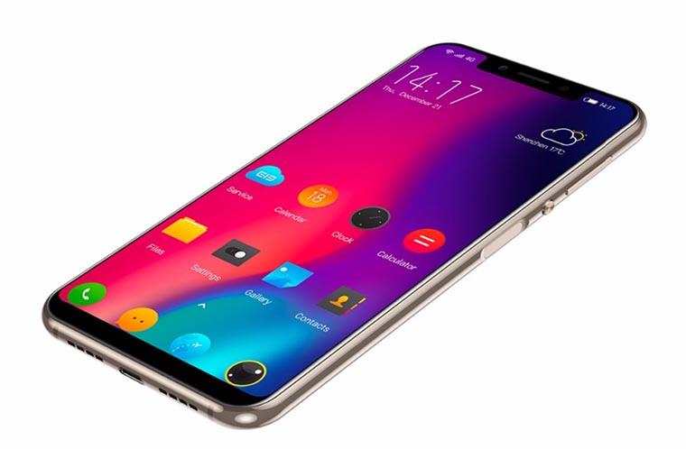 Elephone A4 с 5,85-дюймовым экраном и ОС Android 8.1 всего за 99,99$