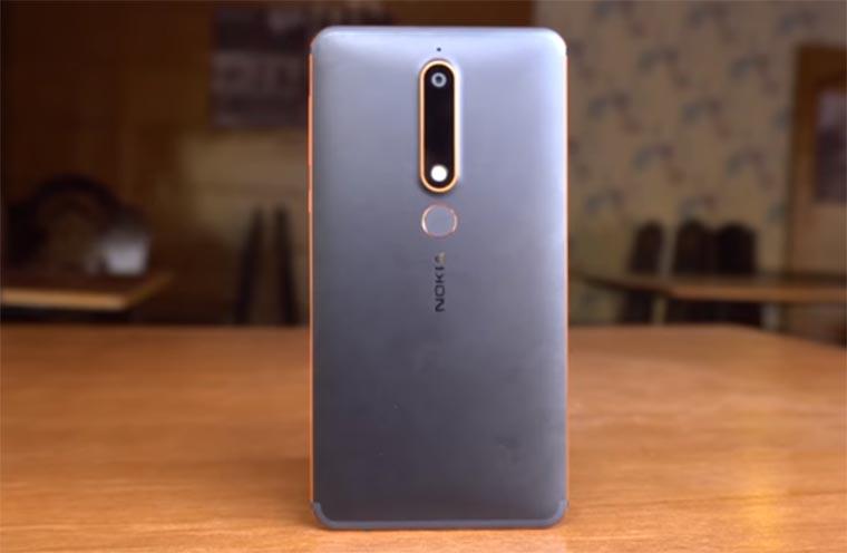 Характеристики Nokia 6 (2018)