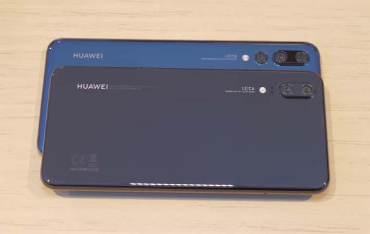 Huawei P20 и Huawei P20 Pro