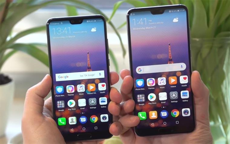 Huawei P20 и Huawei P20 Pro: в чем разница и какой лучше