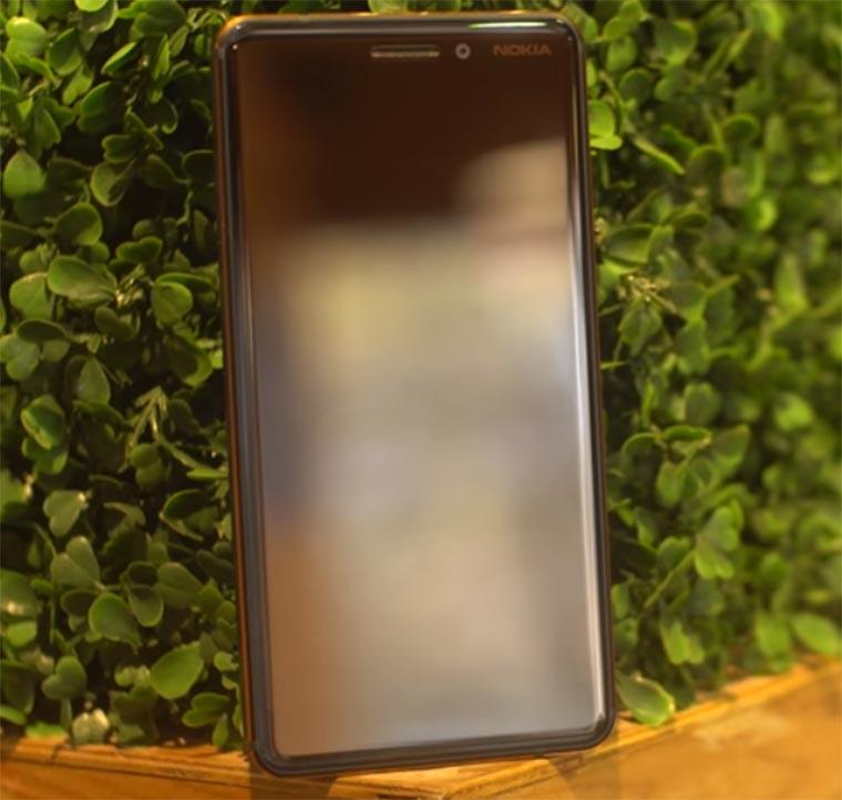 Камеры Nokia 6 (2018)