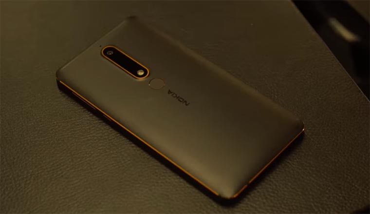 Nokia 6 (2018) обзор