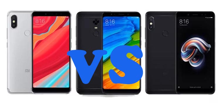 Xiaomi Redmi S2 vs Xiaomi Redmi 5 Plus vs Redmi Note 5: сравнение