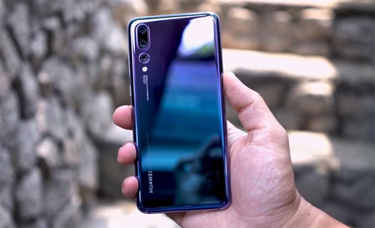 Huawei P20 Pro задняя панель