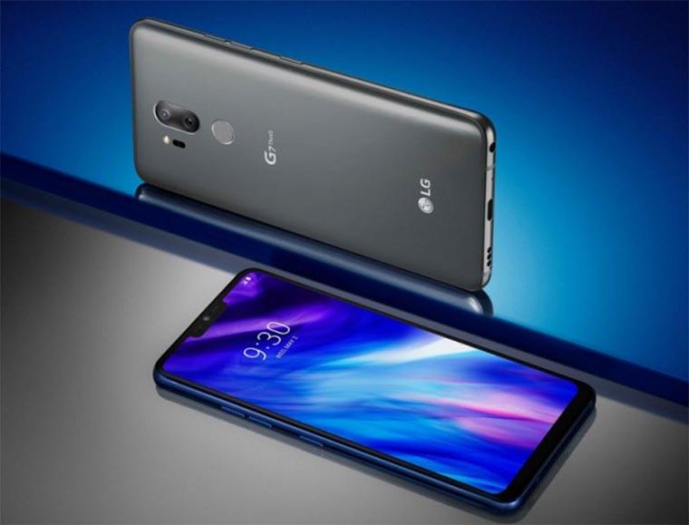 Характеристики LG G7 ThinQ