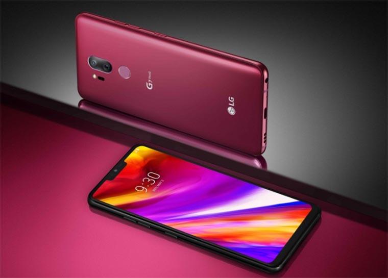 Цена и доступность LG G7 ThinQ