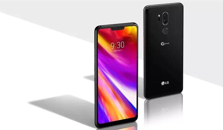 LG G7 ThinQ цена