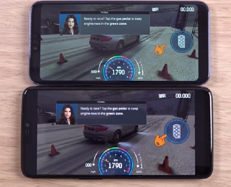 Honor 10 и OnePlus 6: аккумулятор и цена