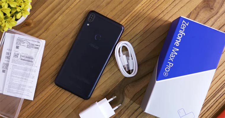 Обзор Asus Zenfone Max Pro M1