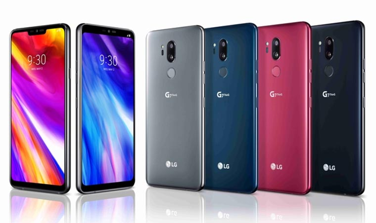LG G7 ThinQ и  G7 + ThinQ представлены официально: цена, характеристики