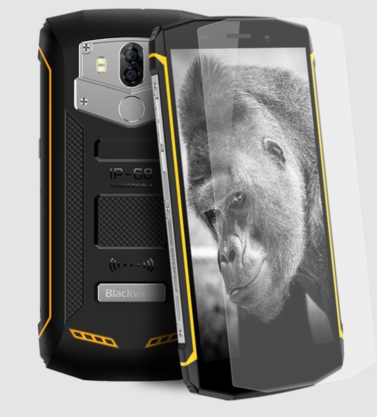 Blackview BV5800 Pro: бюджетный защищенный смартфон с беспроводной зарядкой