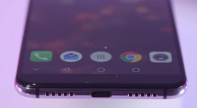 Huawei P20 Pro динамик