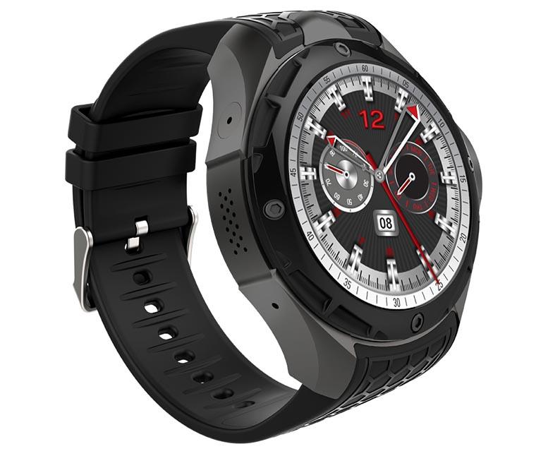 Умные часы AllCall W2 с 2 ГБ оперативной памяти и 3G можно купить за 119,99$