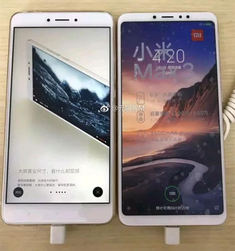 Xiaomi Mi Max 3 и Mi Max 2: Производительность и аккумулятор
