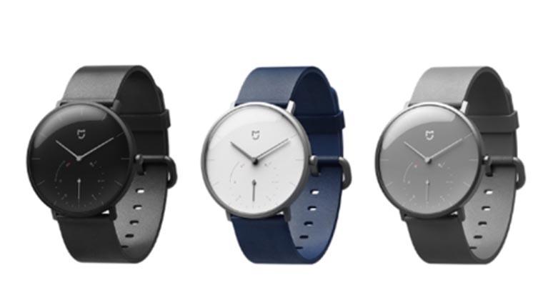 Xiaomi Mijia Quartz Watch: гибридные смарт-часы с классическим дизайном