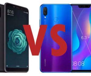 Huawei Nova 3i и Xiaomi Mi A2: сравнение характеристик и какой из них лучше