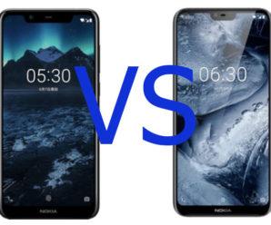 Сравнение смартфонов Nokia X5 и Nokia X6: что изменилось и чем отличаются