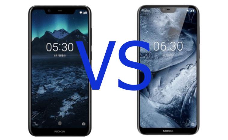 Nokia X5 и Nokia X6