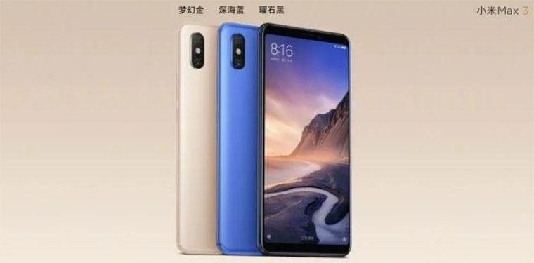 Сравнение смартфонов Xiaomi Mi Max 3 и Mi Max 2: что изменилось?