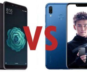 Сравнение смартфонов Xiaomi Mi A2 и Honor Play: какой лучше и что выбрать