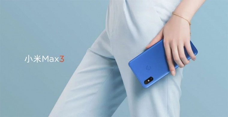 Характеристики Xiaomi Mi Max 3