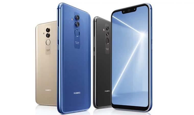 Цена и доступность Huawei Mate 20 Lite