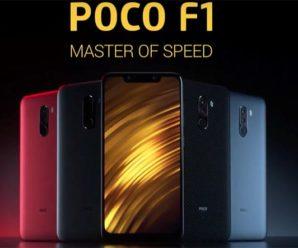 Xiaomi Poco F1: характеристики, цена и дата выхода