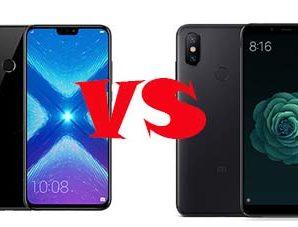Honor 8X против Xiaomi Mi 6X: битва лучших смартфонов среднего класса