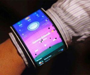 Lenovo Flexible: гибкий смартфон, который можно носить как часы
